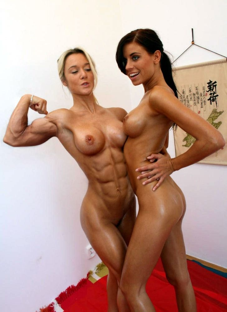Hot muscular women porn-3952