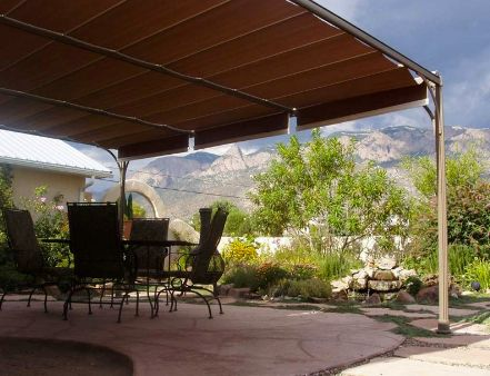 What An Amazing View! What Do You See When You Open The Doors Onto Your.  Patio RoofPergola IdeasCanopiesThe ...