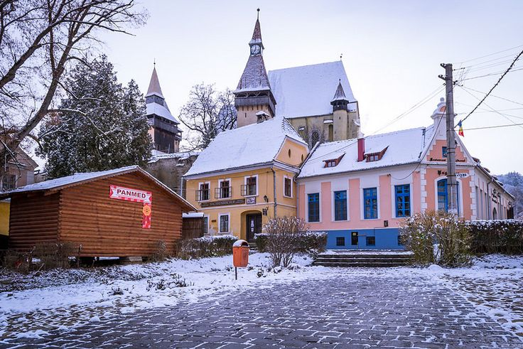 The Lutheran Fortified church