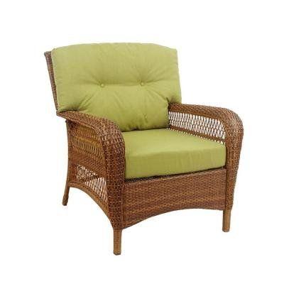Martha Stewart Living Patio Furniture. Charlottetown Brown All Weather  Wickeru2026 Part 45