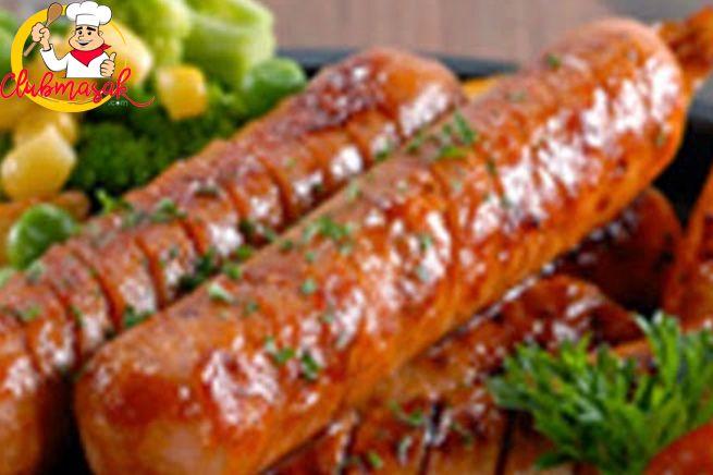 Resep Sehari-hari, Sosis Daging Keju, Club Masak