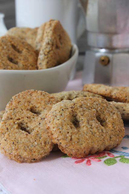 La Trappola Golosa  : I molinetti, no, anzi, i miei biscotti al grano sa...