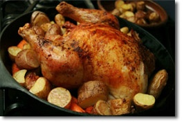 Dianne's Famous Baked Chicken