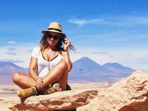Deserto do Atacama #1 | Termas de Puritama, Vale da Lua, Vale da Morte, Cuevas de Sal Cañon | Juliana Goes