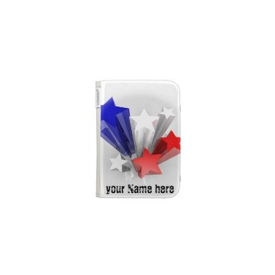 Kindle case with USA flag colors by MilaCroft: Usa Flag, Flags Colors, Kindle Case