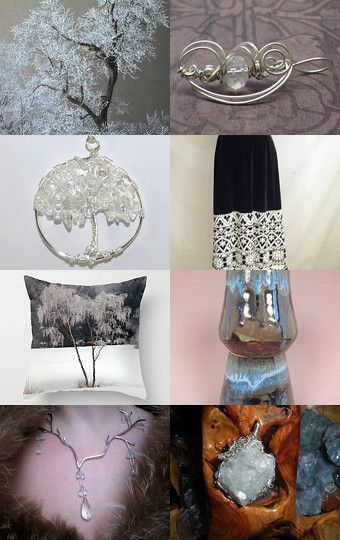 Ice Storm by Michelle on Etsy--Pinned with TreasuryPin.com