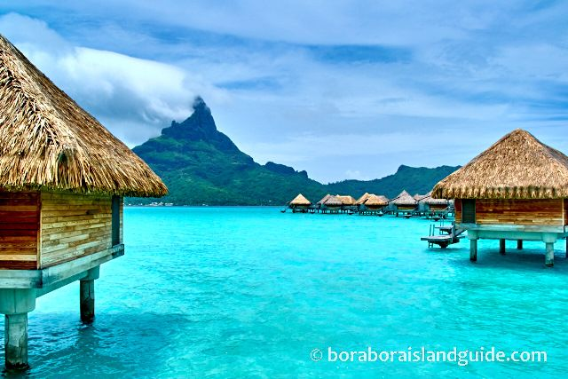 bora bora how to get there