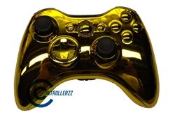 Xbox 360 Gold Controller