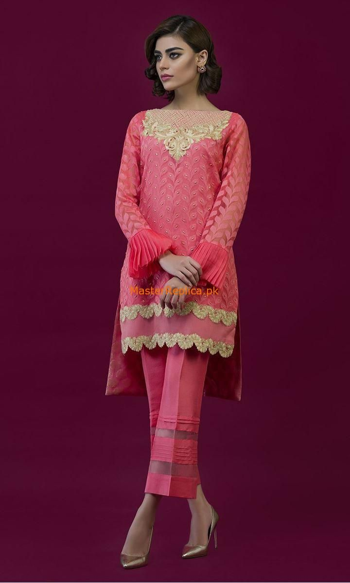 a36db4deec Nomi Ansari Light Party Wear And Formal Wear at Retail and whole sale  prices at Pakistan's Biggest Replica Online Store