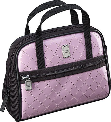#70off Light pink carrying case for #Nintendo game system and accessories. Case will hold the following systems: Nintendo 2DS, Nintendo 3DS, Nintendo 3DSXL, Nint...