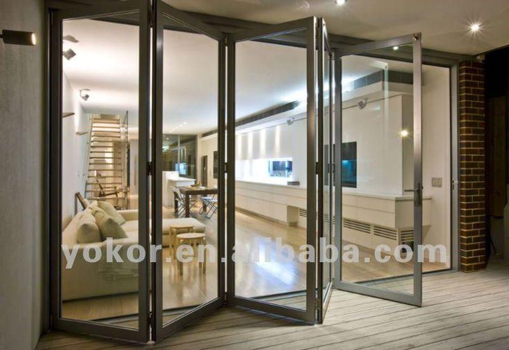 double vitrage en aluminium pliante porte double vitrage en aluminium porte pliante photos. Black Bedroom Furniture Sets. Home Design Ideas