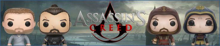 Funko Pop! Assassin's Creed, Games, Jogos