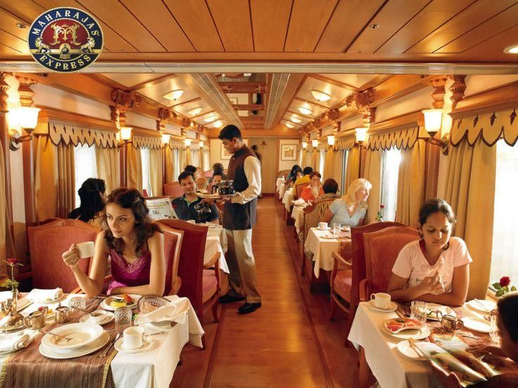 Maharajas' Express is not only the most luxurious train in India, but is also the costliest, and it provides the most extravagant and unforgettable experience that any traveler can ever wish for.  Know more at: http://www.the-maharajas.com/