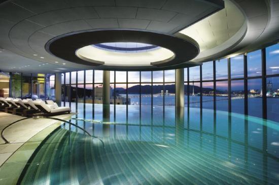 10 piscine coperte incredibili - Altira Hotel Macau, Cina
