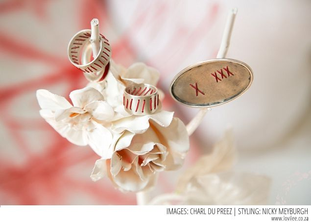 WIN tickets to KAMERS Autumn 2015 Johannesburg, 23-27 April at St John's College - handmade jewellery with red thread