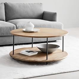 West Elm Origami Coffee Table – Accent Tables – Side Tables – End Tables