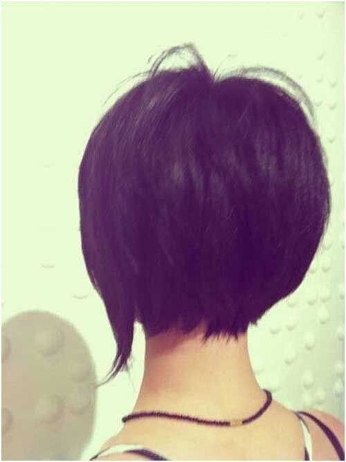 12.Short Length Hair Style