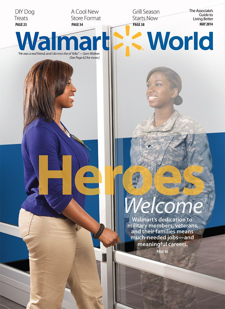 12 best 2014 Magazine Covers images on Pinterest At walmart - walmart careers