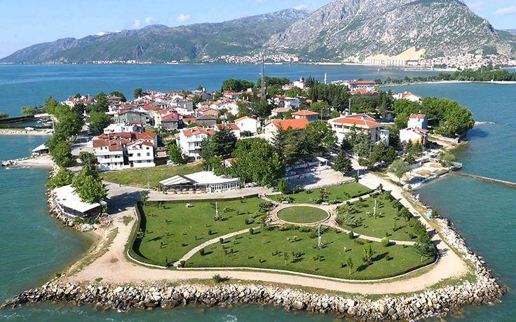 Can Adası, Eğirdir, Isparta