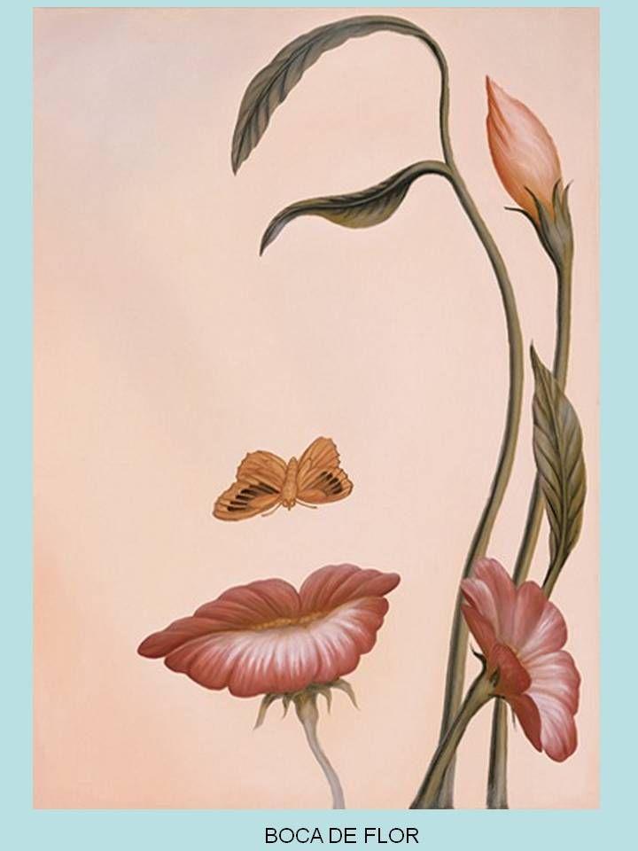Boca de flor