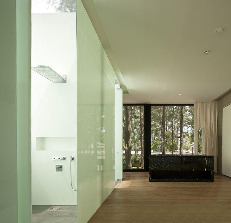 Galería de Vivienda estival Villa Noi Phang Nga / Duangrit Bunnag Architects - 5