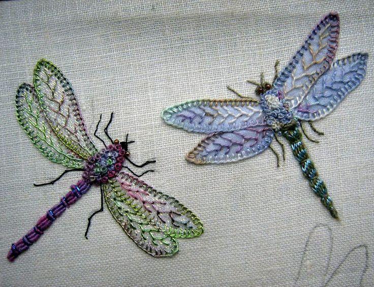embroidery tutorial - Pesquisa Google