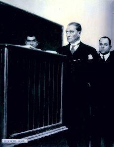 Atatürk'ün Fotoğrafçısı Cemal Işıksel'in Objektifinden Muazzam 30 Atatürk Fotoğrafı | MustafaKemâlim