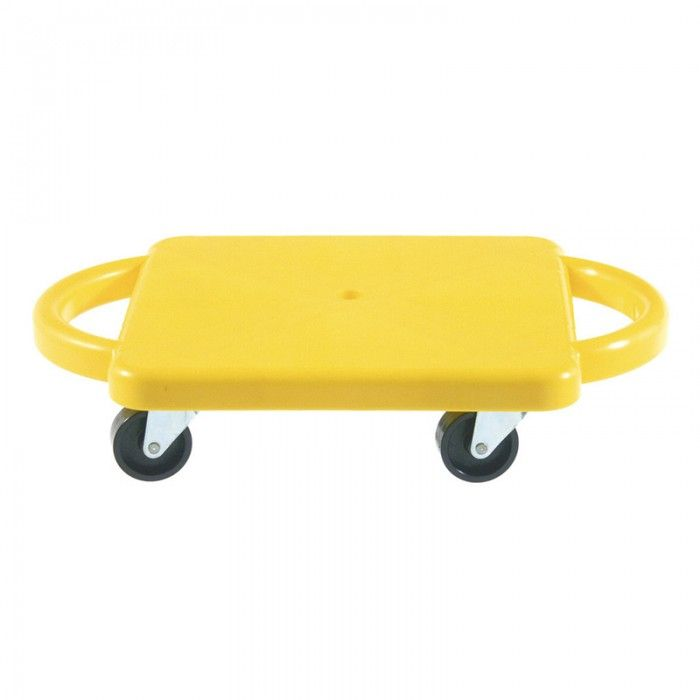 Scooter Board - Yellow