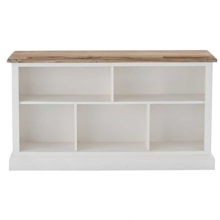 Mansfield Outback Bookcase White
