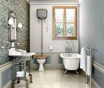 WC hochhängend