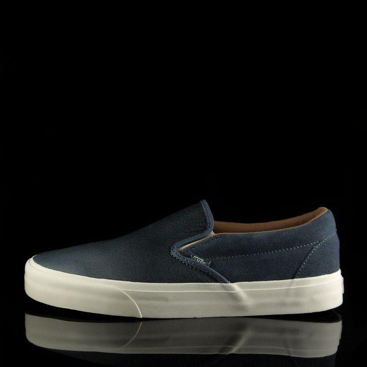 Vans Classic Slipon CLASSICS DENIM Barrio True White TG. 45