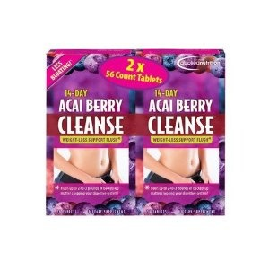 Acai Berry 14-Day Cleanse Tablets, 112 Count --- http://www.pinterest.com.yolo.bz/71