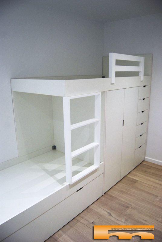 Armarios A Medida Castelldefels : M?s de ideas sobre habitaciones infantiles en