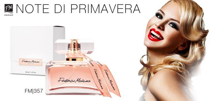 Riscopri te stessa con il lusso della fragranza FM 357. Pepe rosa, iris, vaniglia, patchouli per un'essenza unica.  #FMGroup #FMGroupItalia #luxury #parfum #frangrances #forher #woman #beauty #profumi