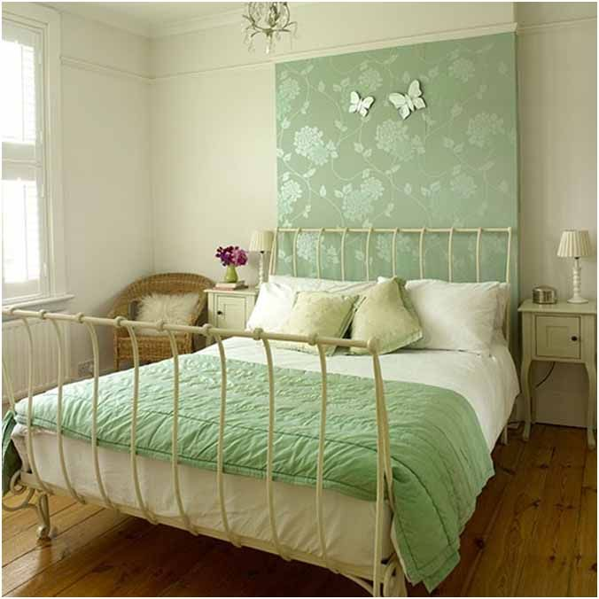 Wallpaper Design For Bedroom: 1000+ Ideas About Light Green Bedrooms On Pinterest