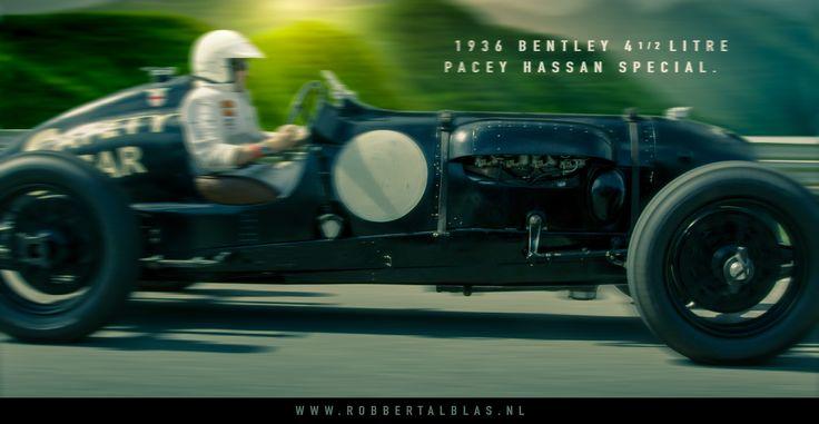 1936 4.5L Bentley Pasey Hassan Special - robbertalblas.nl