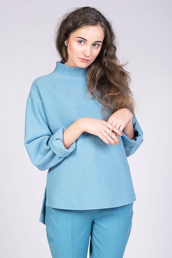 Talvikki Sweater sewing pattern | Named