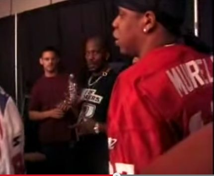 Throwback! JayZ vs DMX battle!! Scroll down on the main page #VerbalBullets #LoveRAP www.flowfosho.com Learn how to freestyle Rap