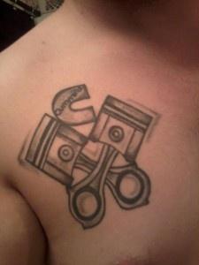 Diesel Mechanic Tattoos diesel mechanic tattoo ideas