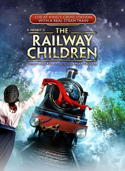 It's one of the UK's most spectacular theatrical events this Christmas - and it is a De Montfort University Leicester academic who is playing a major role in bringing the latest production of children's classic The Railway Children to life.
