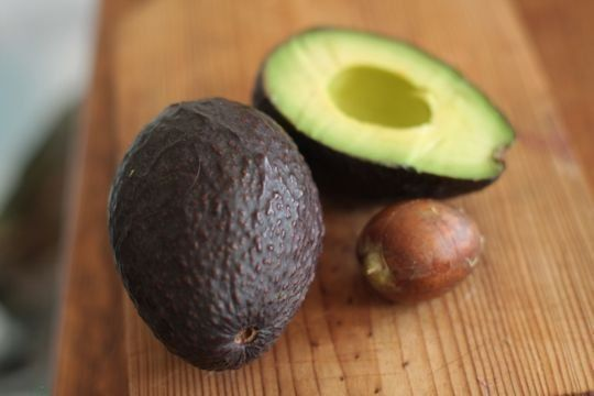 She says that she experimented with freezing ripe avocados two ways: one peeled and quartered, and the other mashed with a little bit of lem...