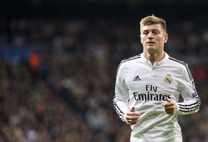 Kontrak Toni Kroos Resmi Diperpanjang