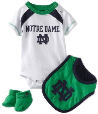 Notre Dame Baby Gear - a must for my baby :P