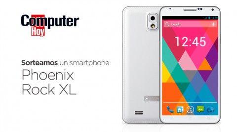 Sorteamos un smartphone Phoenix Rock XL