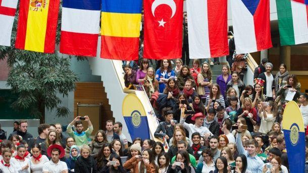Hochschule : Ausländer lieben deutsche Universitäten