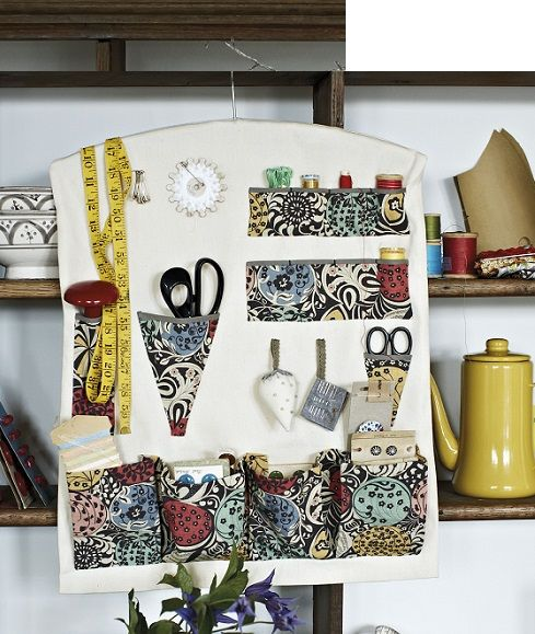 Sewing storage for your sewing supplies