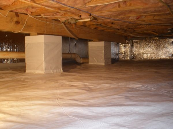 Best 25 crawl spaces ideas on pinterest attic access for How to build a crawl space foundation for a house
