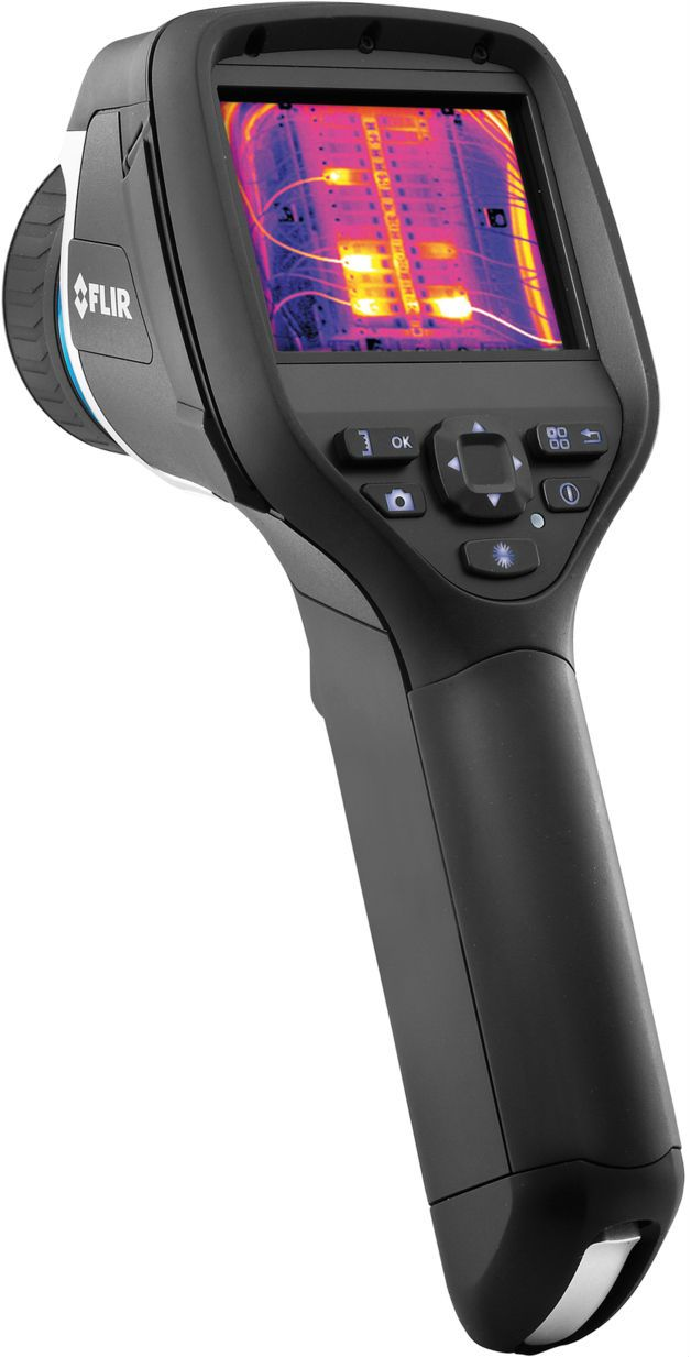 FLIR, design by Howl  Another one handed imaging device.