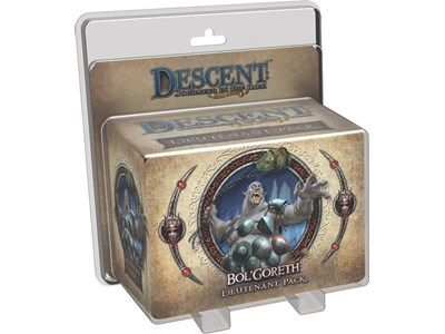 Descent Bol'Goreth Troll Lieutenant
