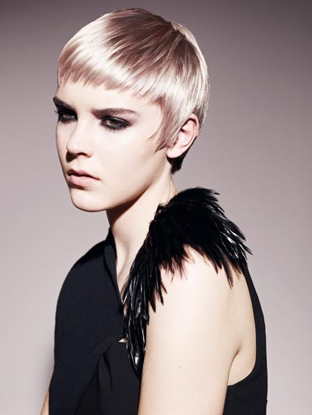 http://professional.estetica.it/ Hair: Brooks+Brooks Art Team  Photo: Jenny Hands  Make-up: Nicky Weir